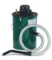 Fireplace & Wood Stove(Green) Ash Vacuum Cleaner With FREE SHIPPING